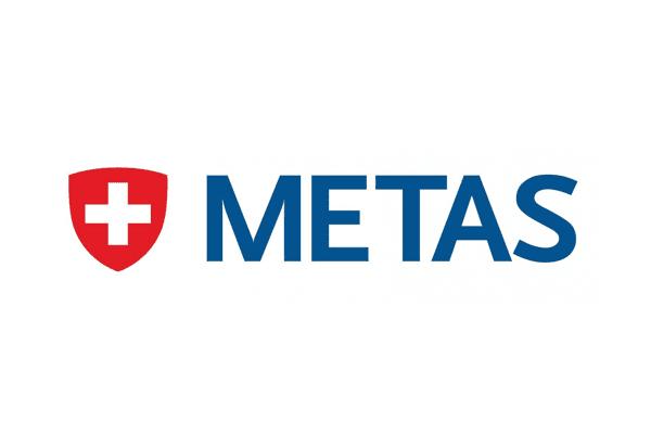 Logo von METAS