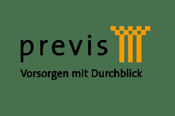 Logo von previs
