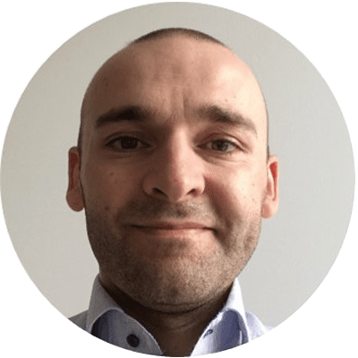 Alex Jost, Solutions Engineer bei Cato Networks