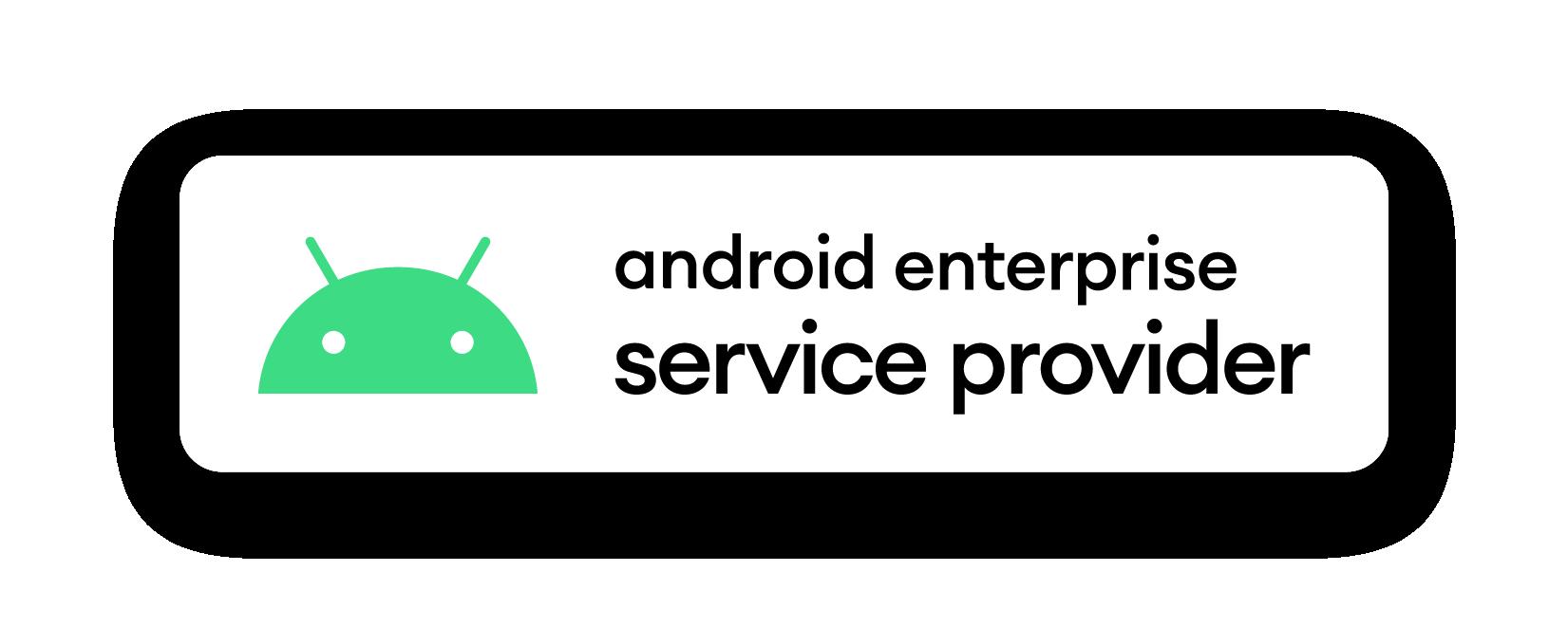 Android Enterprise Service Provider